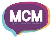 MIGRANT COMMUNITY MEDIATORS MCM Logo